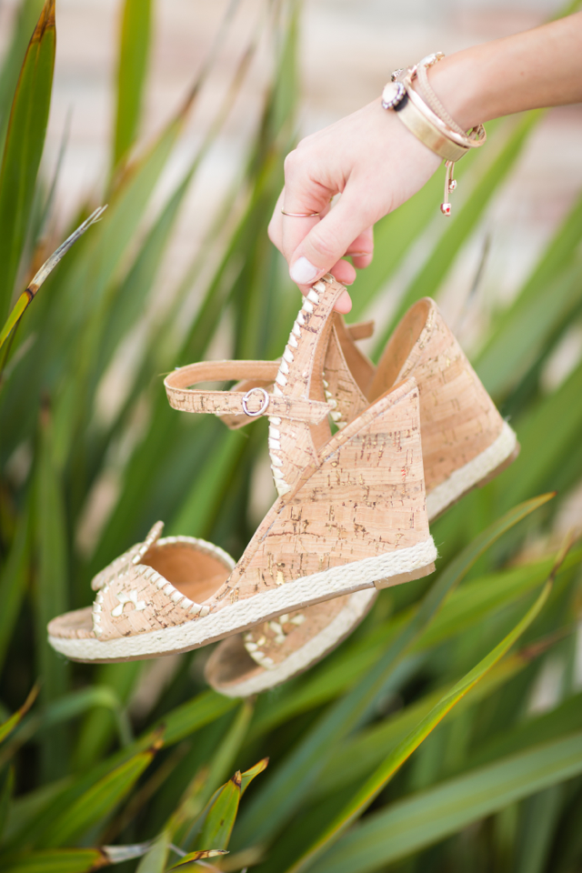 jack rogers clare cork wedges vacation style shoes M Loves M @marmar