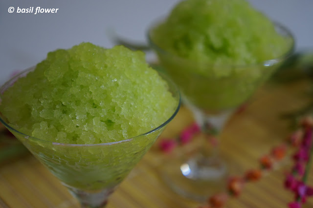 granita watermelon and tea granita honeydew granita cherry granita ...