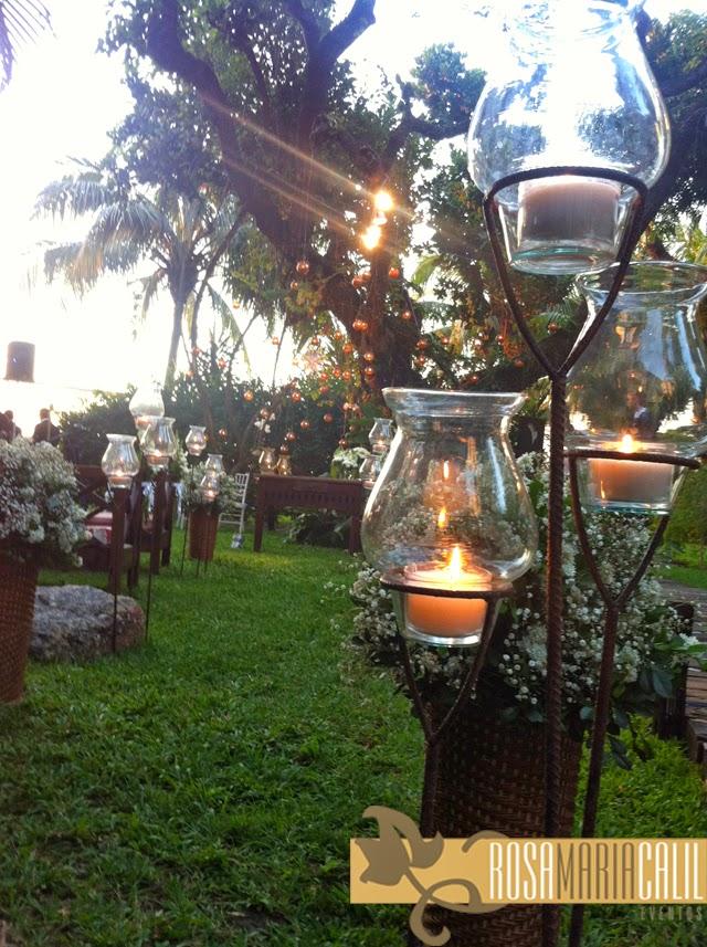 velas, hotel, decor, arranjo floral