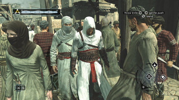 assassins creed pc game screenshot 1 Assassins Creed (PC/ENG) Full Rip