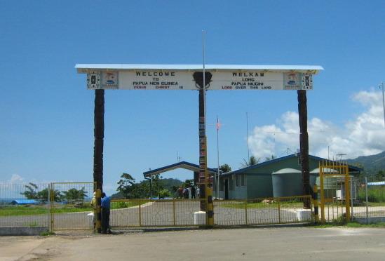 Perbatasan RI-PNG dijaga Ketat, pelintas batas selatan RI menurun