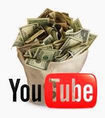 uang dari youtube
