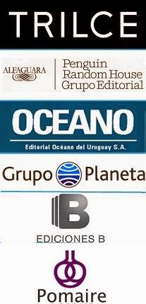 Editoriales que colaboran