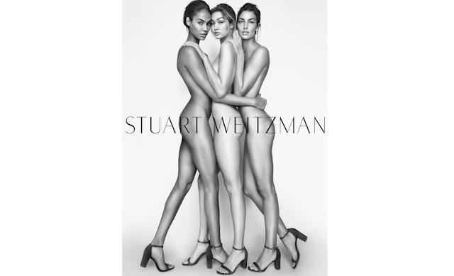 Stuart Weitzman SS16 Fashion Campaign