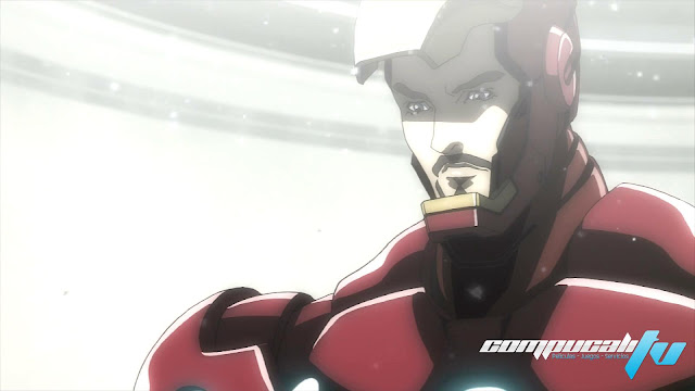Iron Man: Rise Technovore 1080p HD MKV Latino