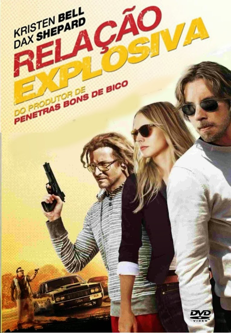 Relação Explosiva – Legendado (2012)