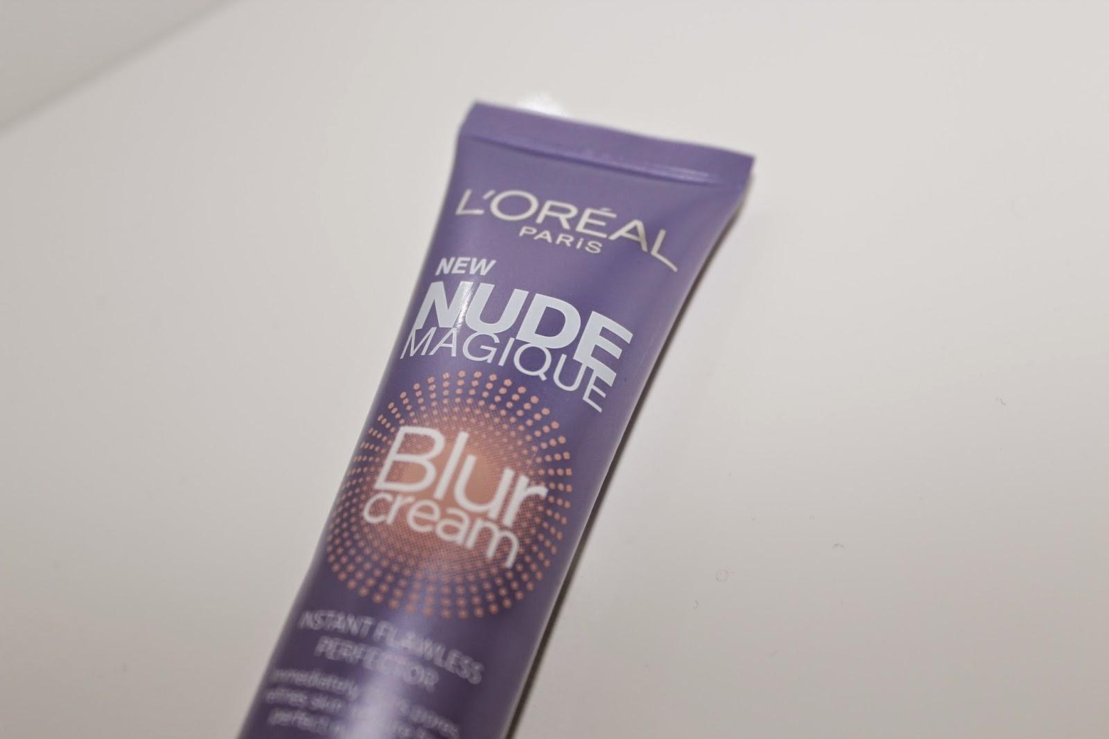 LOreal Paris Nude Magique Blur Cream Light To Medium Skin