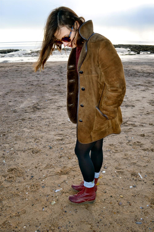 amy-louise salter; superdry; beach; jumper dress; dujouriadore