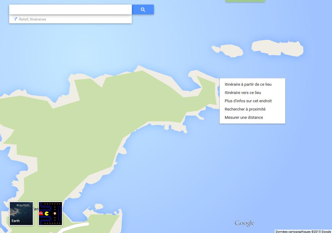 كيفية حساب مساحة منطقة غير منتظمة المحيط بإستعمال خرائط جوجل