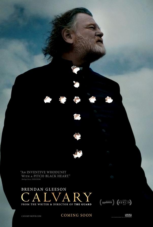 Póster Calvary, de John Michael McDonagh