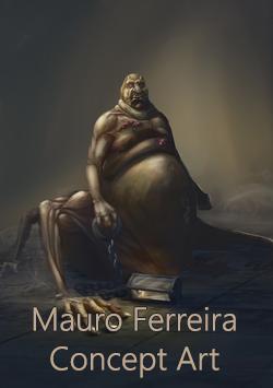 Mauro Ferreira Concept Art