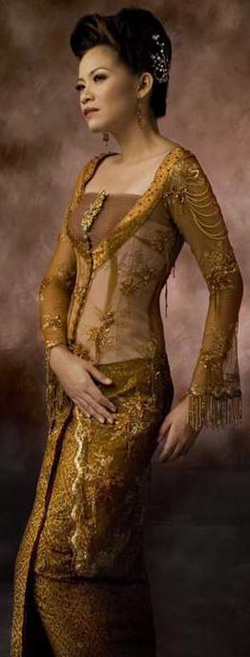 Modern Kebaya Fashion