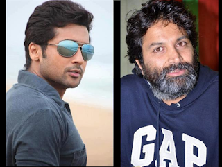 Director Trivikram : Movie With Surya Tollywood News