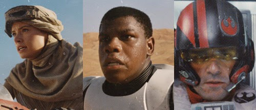 Star Wars The Force Awakens Characters Revealed