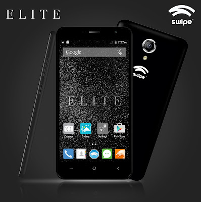 Swipe launches premium smartphone ELITE in India for Rs. 5,999