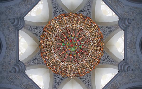 Kemegahan Masjid Ini Ukurannya Lima Kali Lapangan Sepak Bola Sang Pembuka Cakrawala Dunia