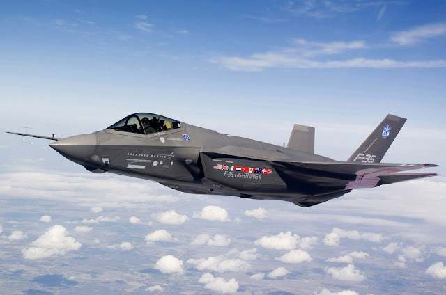 F-35 Joint Strike Fighter