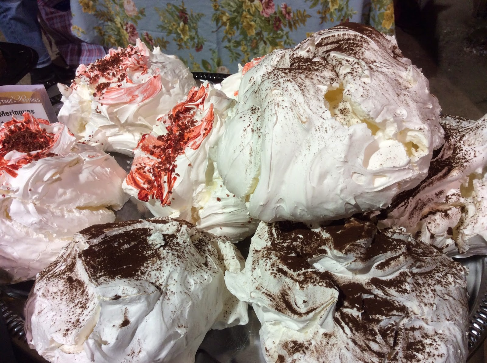 Magnificent Meringues Wood Cottage Pastries