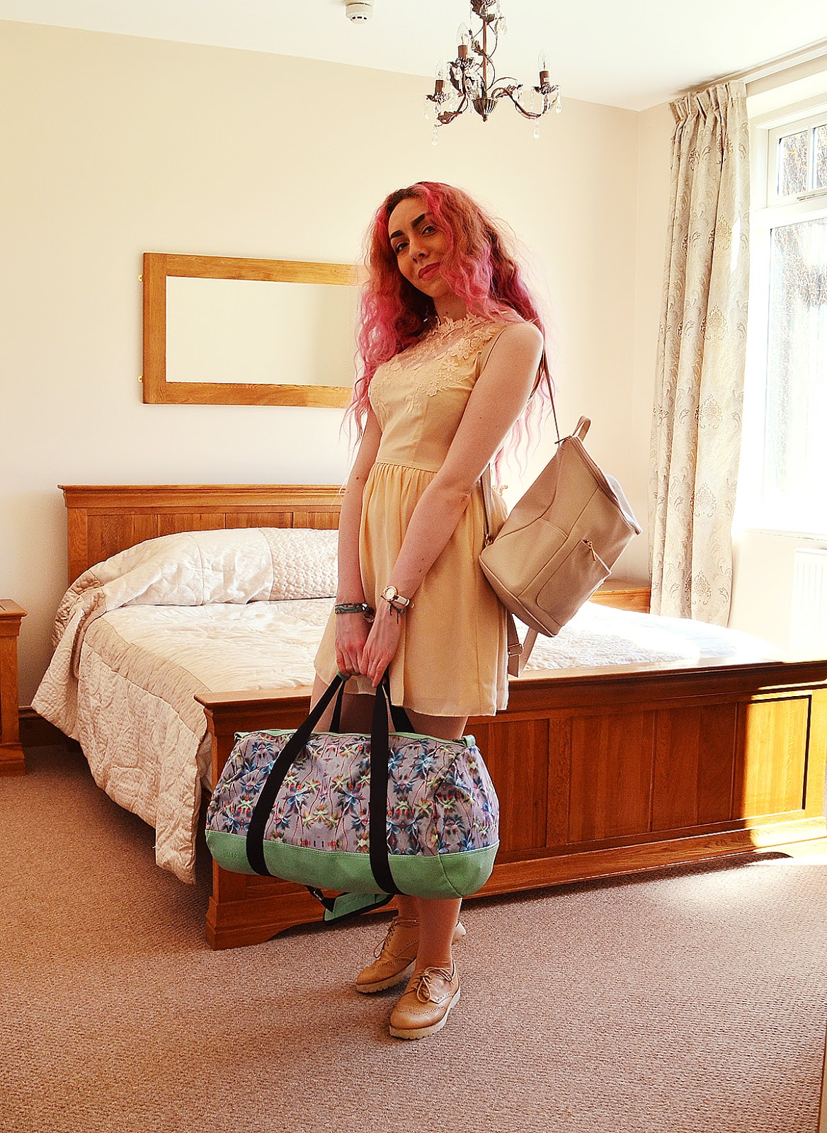 Best Hotel British Fashion Blogger Stephi LaReine hotel review yorkshire