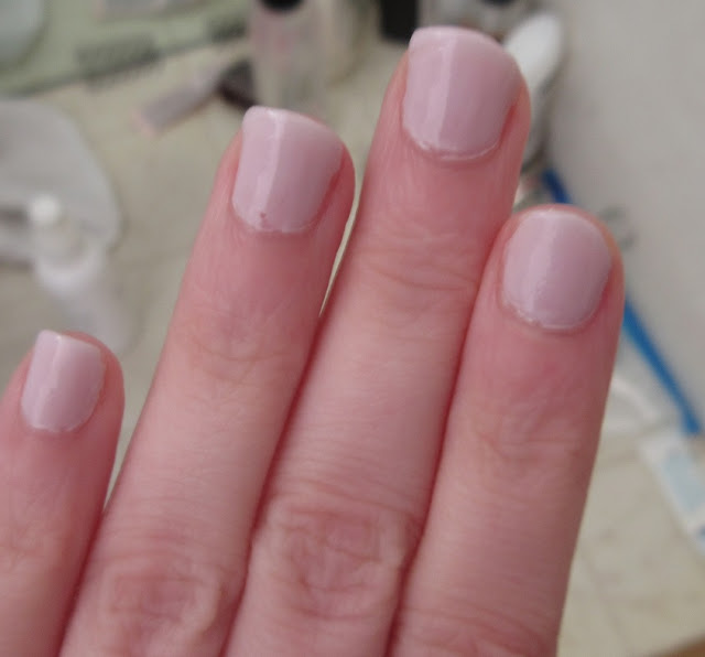 Essie Hubby for Dessert Nail Polish nail swatch