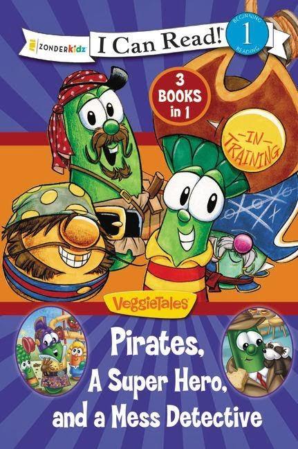 Pirates, a Superhero and a Mess Detective cover