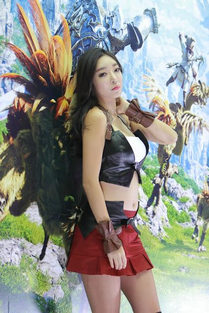 5 Kim Ha Na - 2015 G-Star - very cute asian girl-girlcute4u.blogspot.com