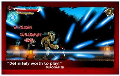 Game Action Ninja Offline Seru Android Draw Slasher APK
