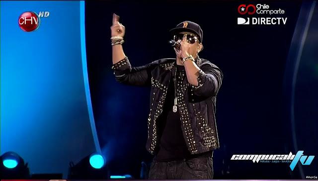Daddy Yankee Concierto Viña del Mar 2013 720p HD Descargar