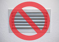 ac vent closed