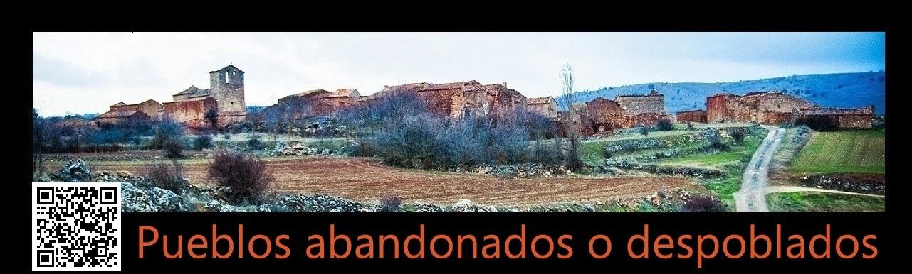 pueblos abandonados de la Provincia de La Rioja