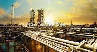 Logistics trong ngành công nghiệp dầu mỏ và khí đốt