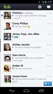 Kik Messenger_screen_1
