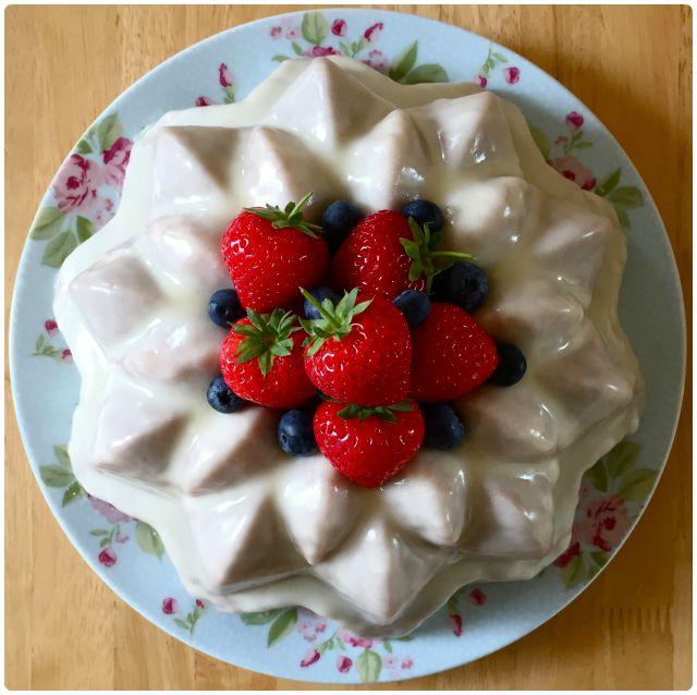 Margarita Bundt Cake Kitchme