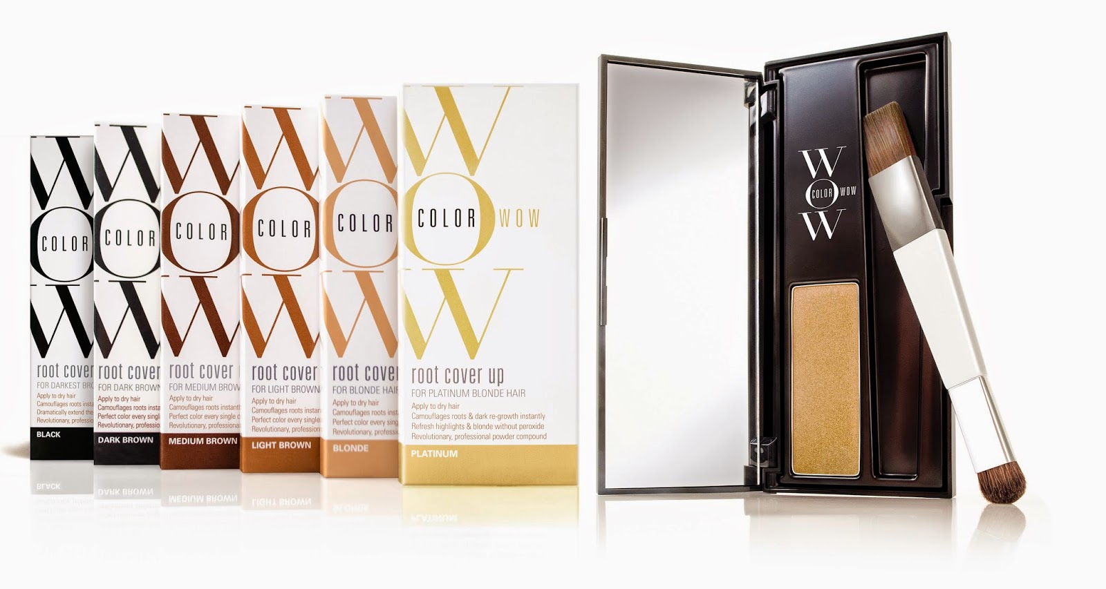 Image result for color wow root touch up