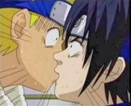 Mensagens subliminares que aparecem em Naruto
