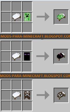 Colourd beds mod para minecraft 1 4 6 y 1 4 7 mods para for Cama minecraft