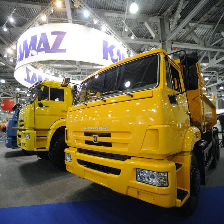 КАМАЗ (грузовики)