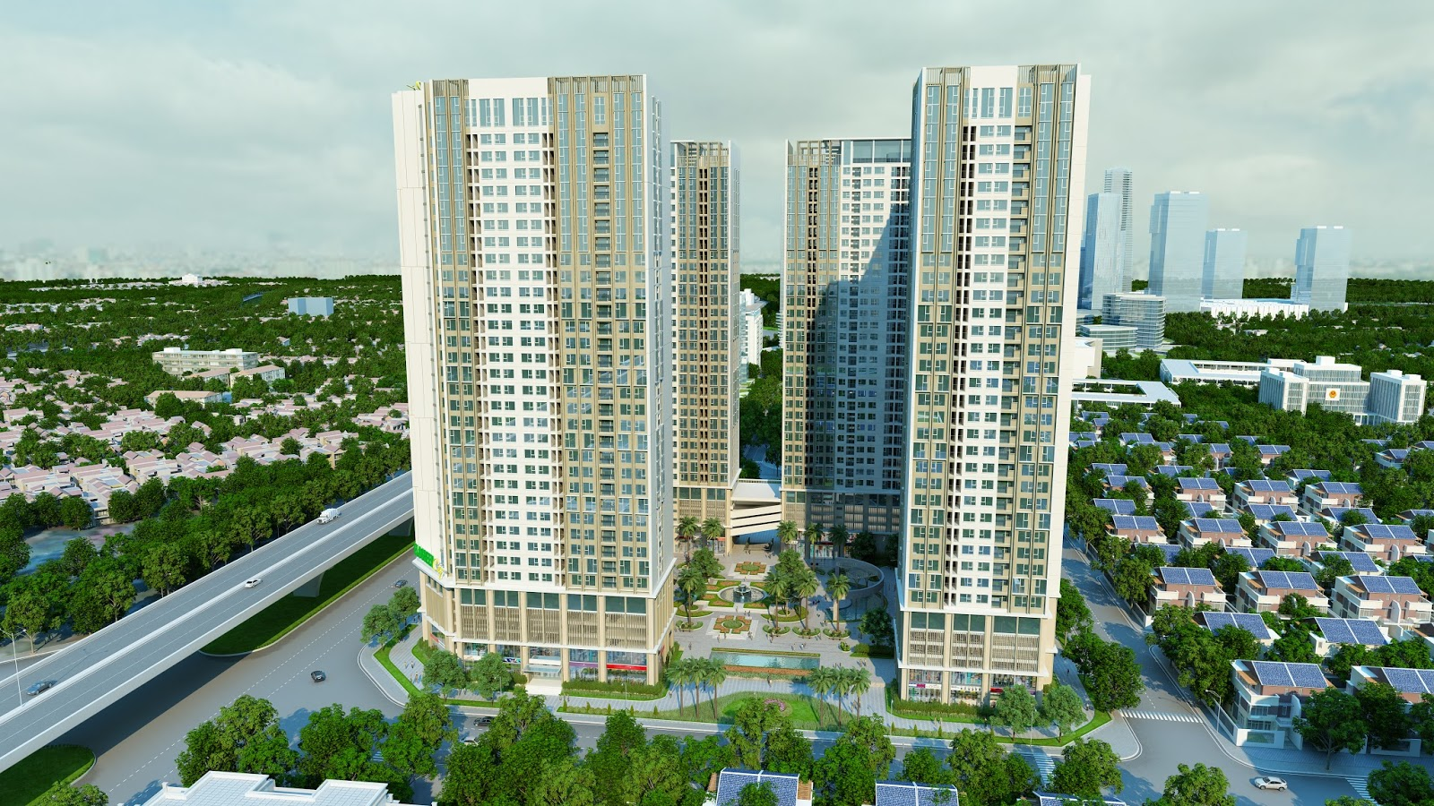 Kết quả hình ảnh cho pjoois cảnh eco green city
