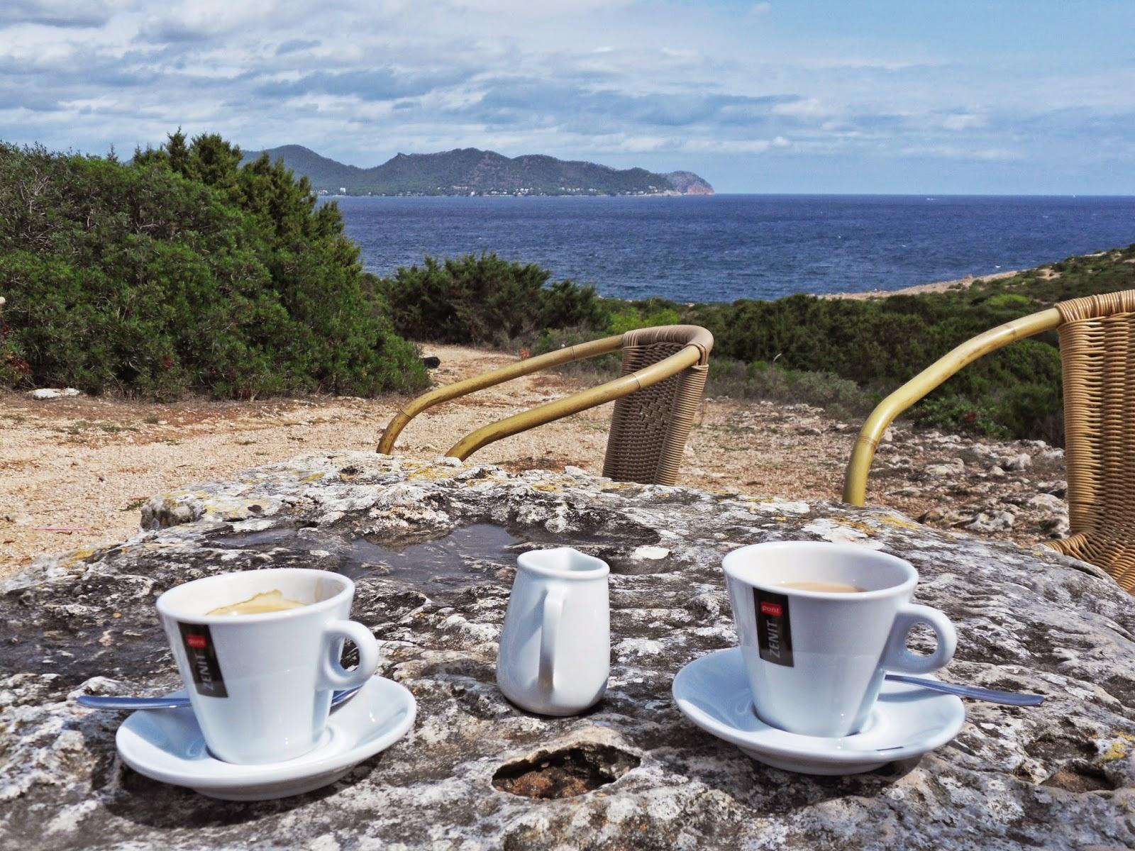 Tea in Ibiza