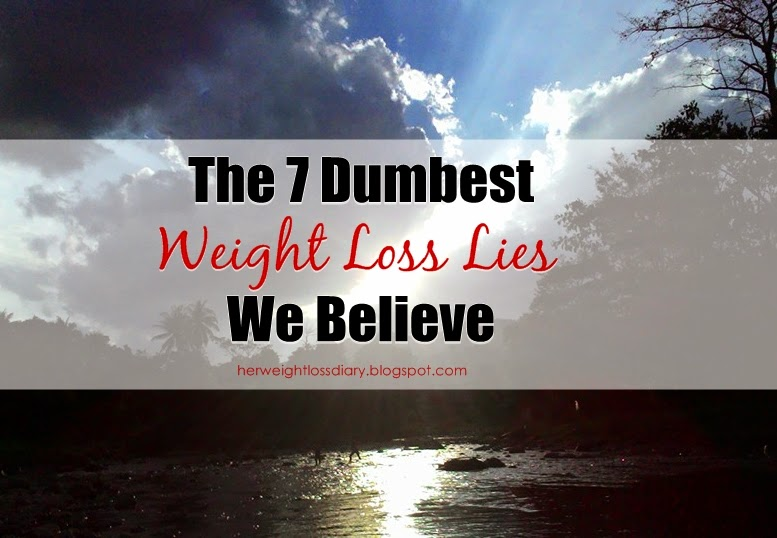 The 7 Dumbest Weight Loss Lies We Believe