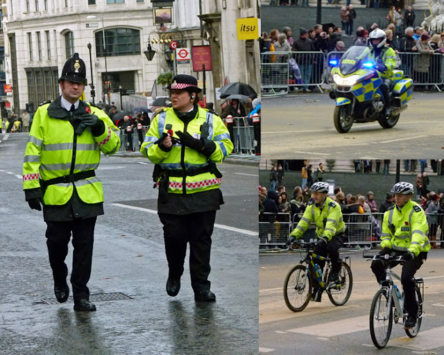 City of London Police, independent police force, Lord Mayor's Show