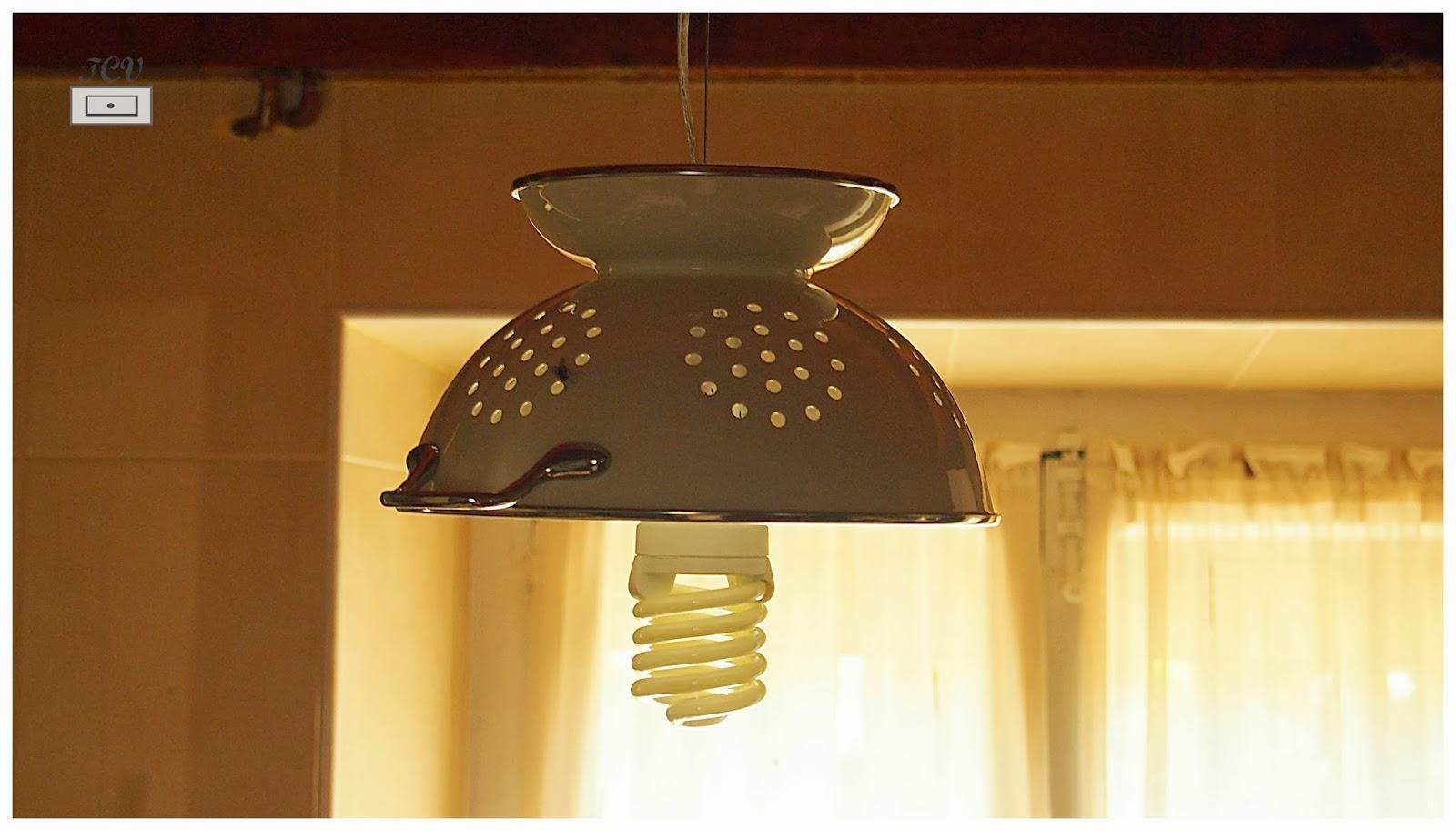 Ikea hack una l mpara para la cocina tu caj n vintage for Lamparas de cocina ikea