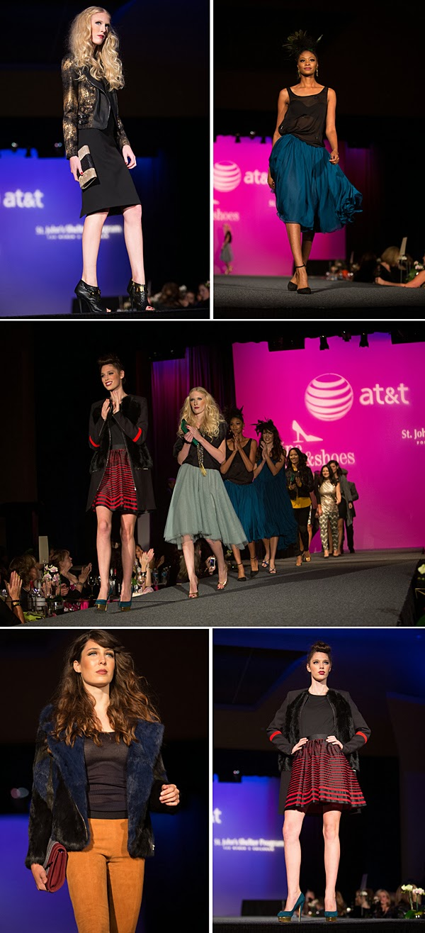Cast Images Models - Wine Women and Shoes Fashion Show