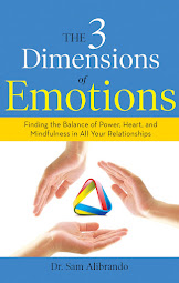 3 Dimensions of Emotions