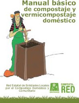Manual básico de compostaje y vermicompostaje doméstico