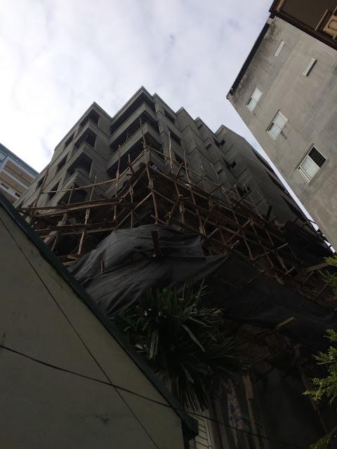 Vị trí tòa chung cư giá rẻ Trần Bình Cầu Giấy Mỹ Đình rất đắc địa