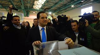 http://www.protothema.gr/politics/article/537887/adonis-apo-aurio-oloi-mazi-enomenoi-gia-na-ftiaxoume-mia-parataxi-ishuri/