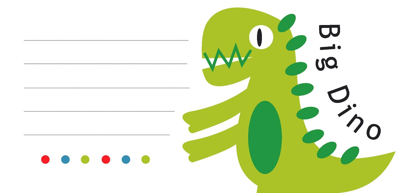 Party decora kit de cumplea os de dinosaurio dinosaurio - Cumpleanos de bebes ...