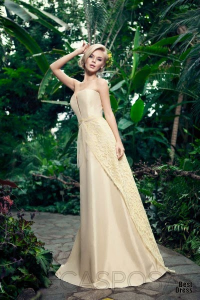 Elegantes vestidos para fiesta