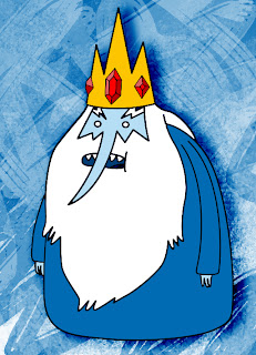 How To Draw Ice King Adventure Time